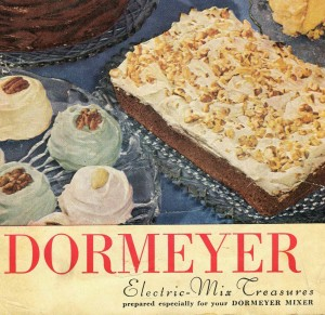 Dormeyer Cookbook