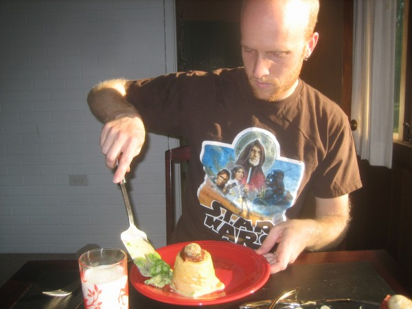 Spaghetti Timbales 792