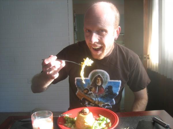Spaghetti Timbales 797