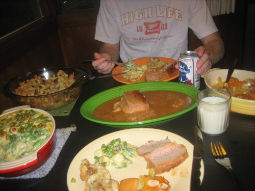 Disgusting Thanksgiving 025