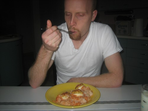 Sardine Rice Eggs 039
