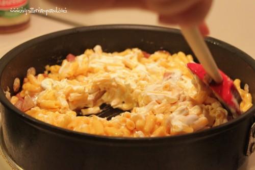 Macaroni Stroganoff