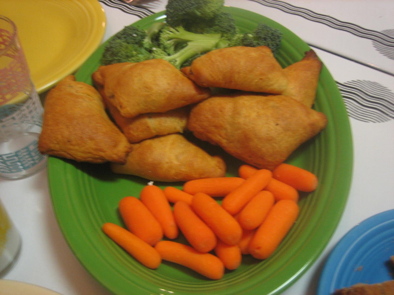 Chicken Pirozhki