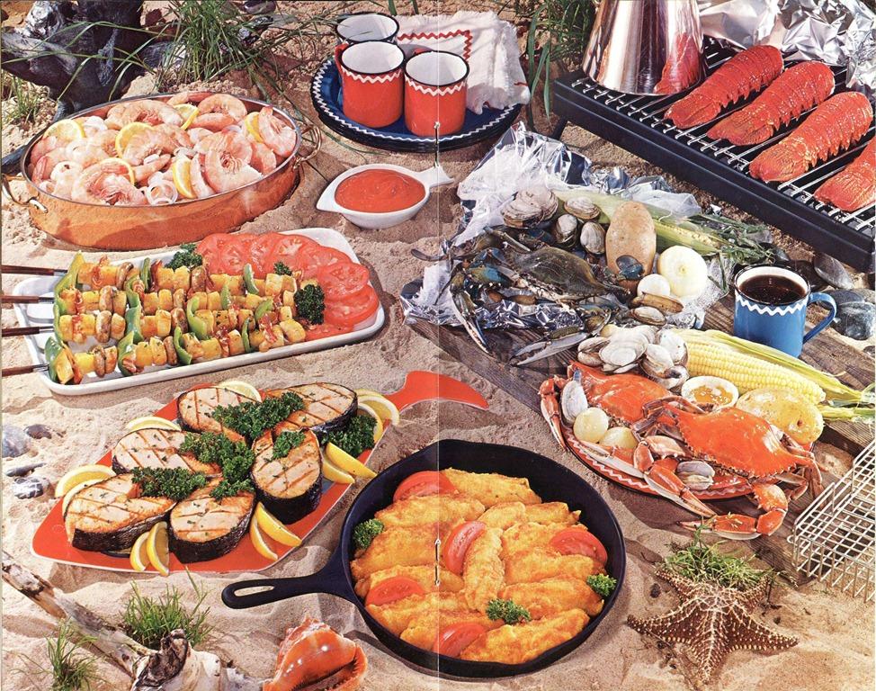 A Veritable Fishy Feast