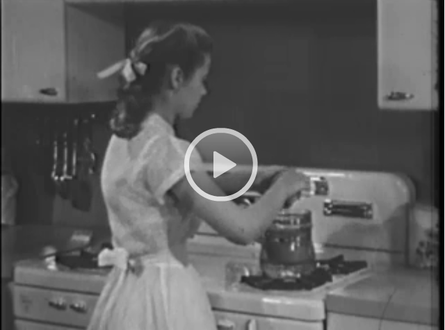 Vintage Video: Let's Make A Sandwich