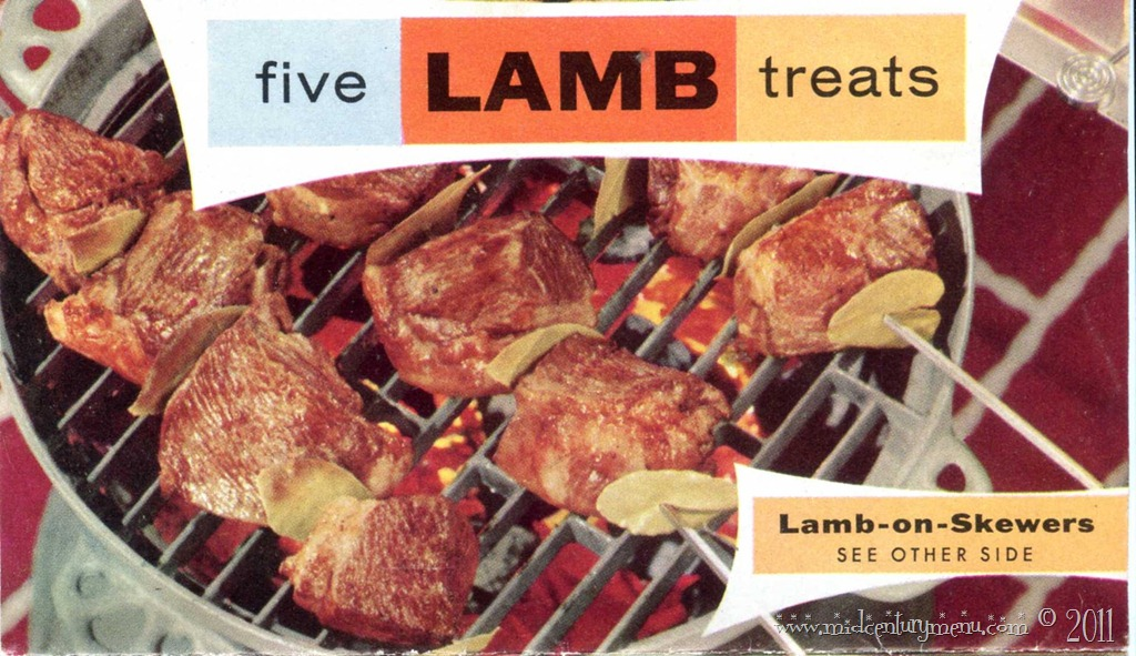 Five Lamb Treats In The Digital Library