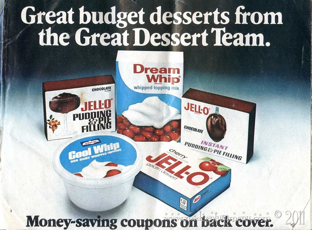 Great Desserts Digital Pamphlet