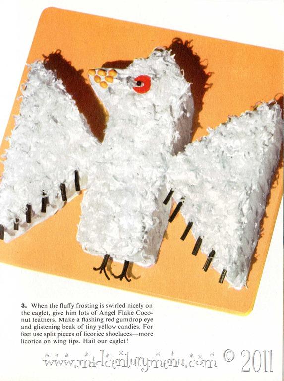 Hail Our Eaglet!!