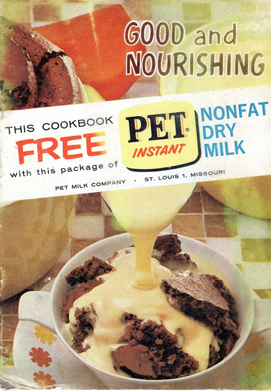Good And Nourishing With PET Milk In The Digital Library