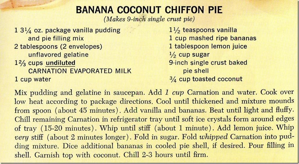 Banana Chiffon Pie001
