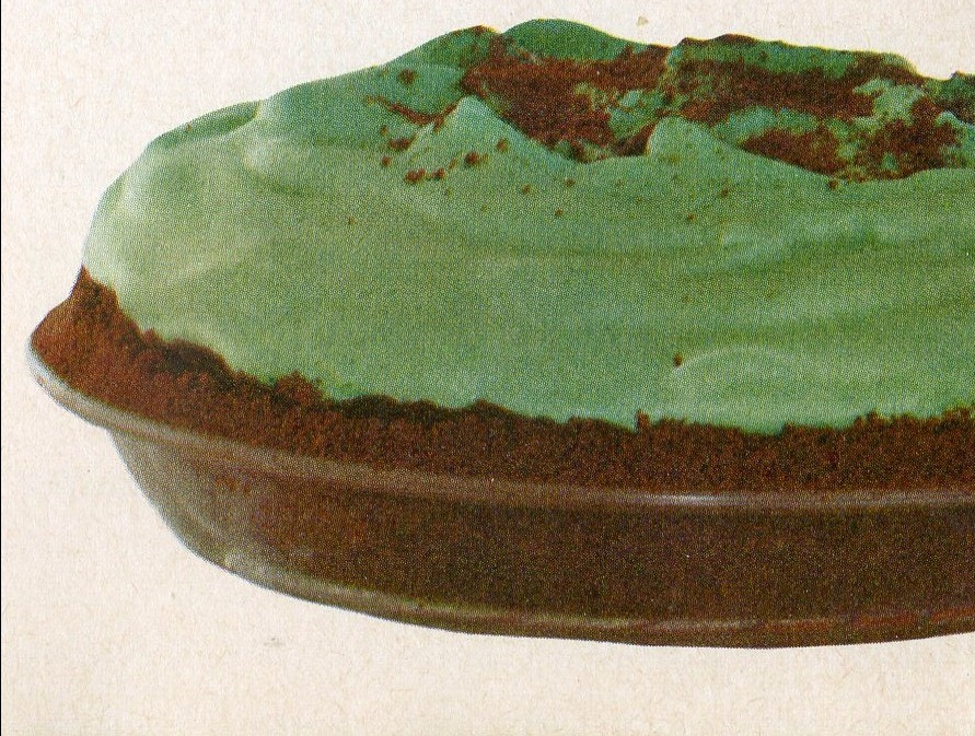 Grasshopper Pie–Too Good Tuesdays - The Mid-Century Menu