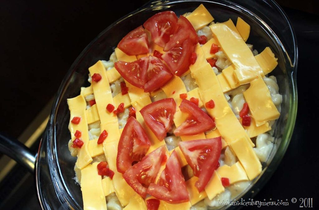Tuna Checkerboard Casserole – A Mid-Century Recipe Test