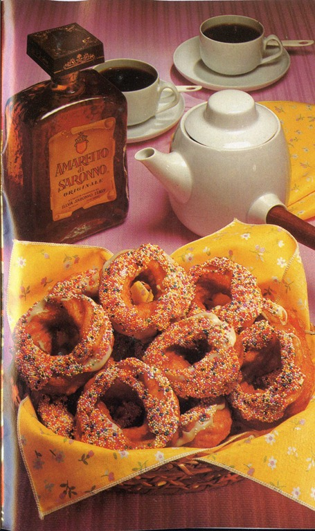 Tipsy Crullers