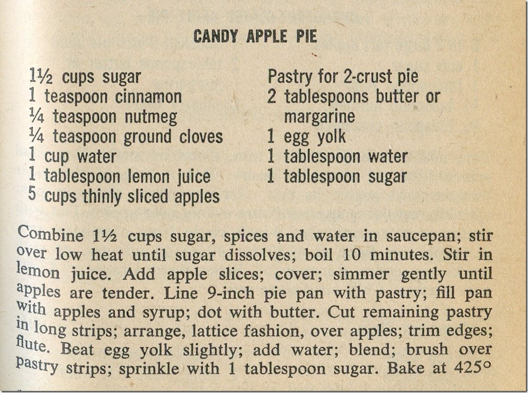 Candy Apple Pie001