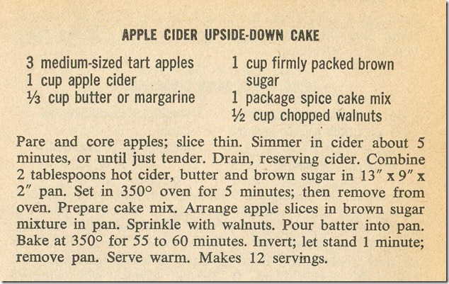 Apple Cider Upside-Down Cake001