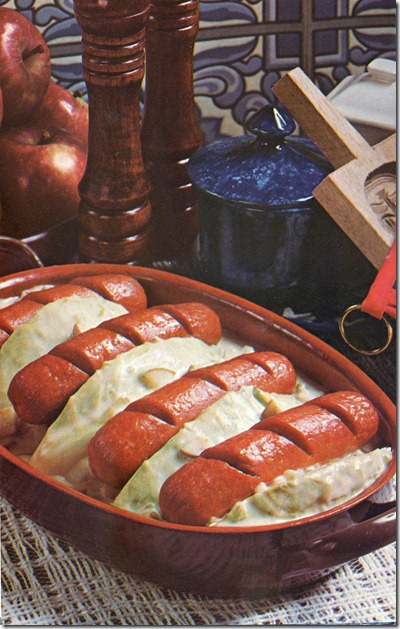 Knockwurst And Cabbage002