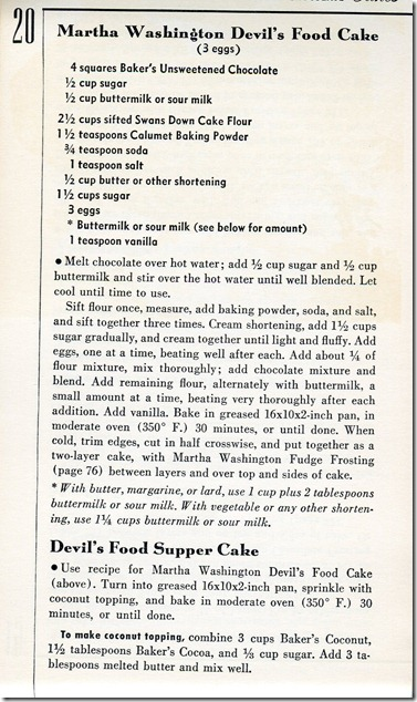 Martha Washington Devil's Food Cake001