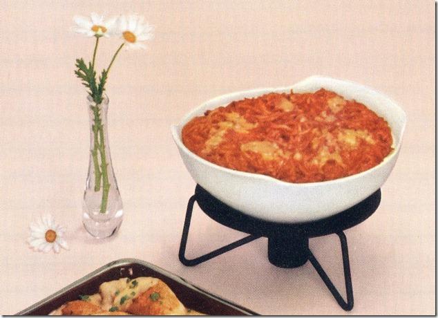 Savory Spaghetti Casserole002