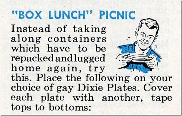 Dixie Cup Picnics001