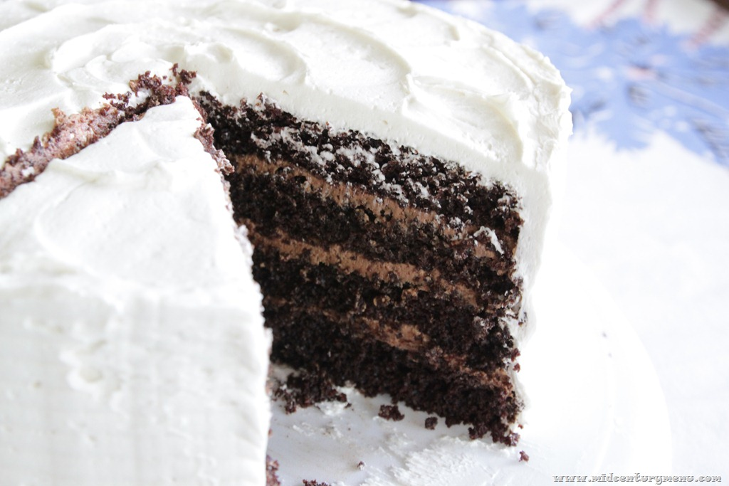 Black Magic Chocolate Cake Made With Condensed Tomato Soup – A Mid-Century Recipe Re-Run