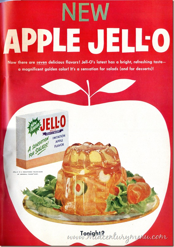 Apple Jello Ad