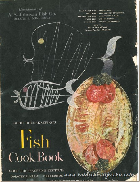 Good Housekeeping Fish Cookbook