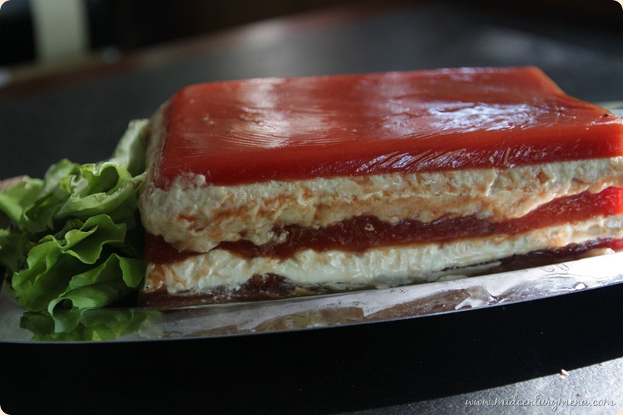Tomato Ham Salad