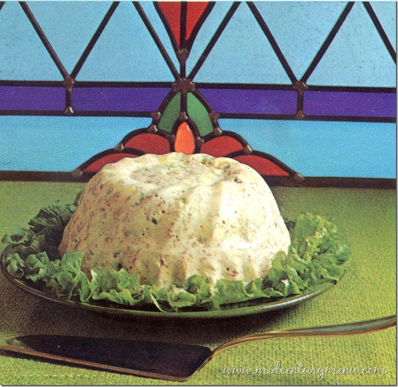 Hearty Corned Beef Salad – 1975