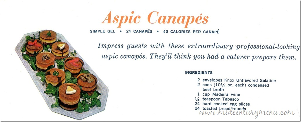 Aspic Canapes001