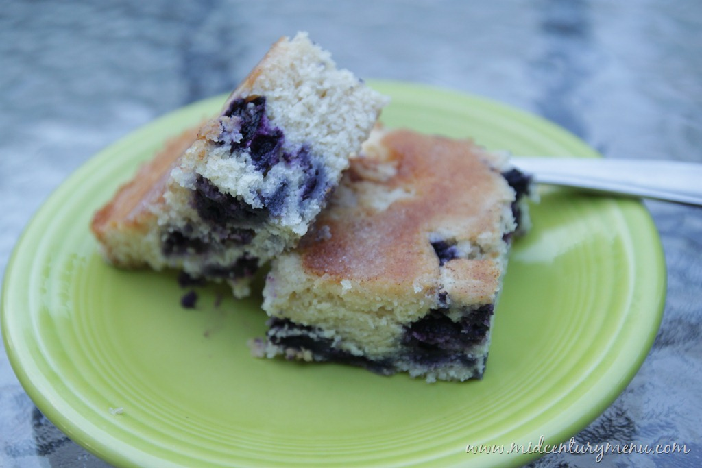 Blueberry Boy Bait – A Retro Recipe Test   The Mid-Century ...