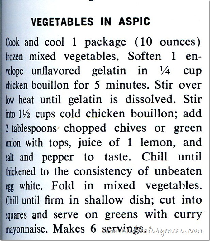 Vegetable Aspic001