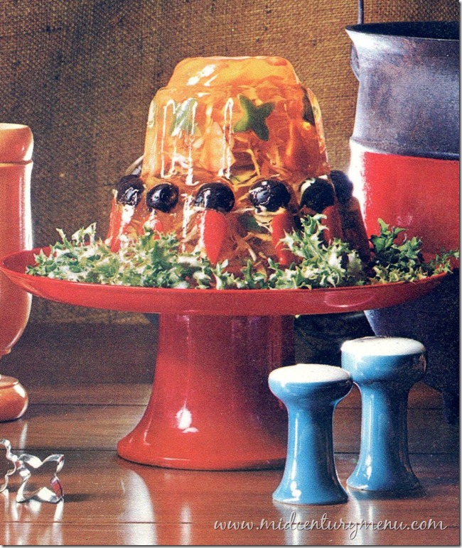 Vegetables in Aspic – 1966