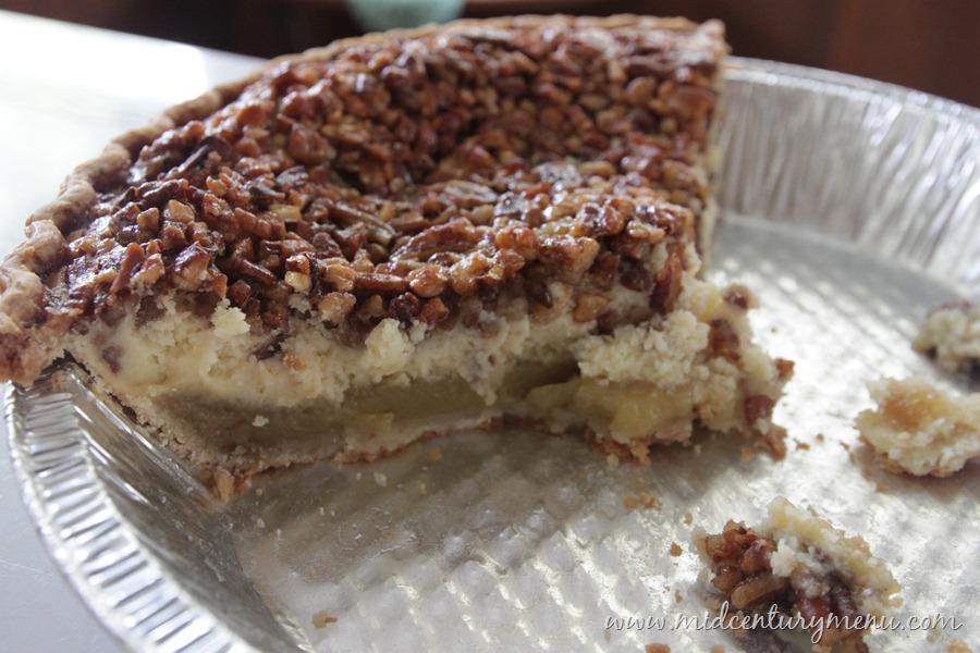 Mystery Pecan Pie 1964 A Vintage Thanksgiving Recipe Re Run
