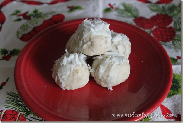 Christmas Snowballs