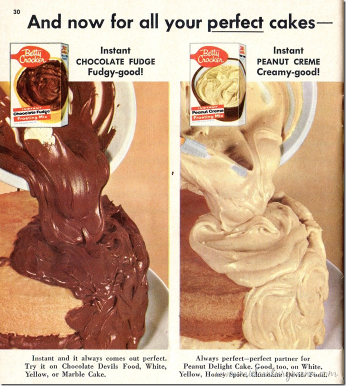 Betty Crocker How To Have the most fun with cake mixes 1957
