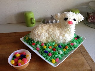 Send Me Your Lamb Cake Photo And Win A Vintage Cookbook!
