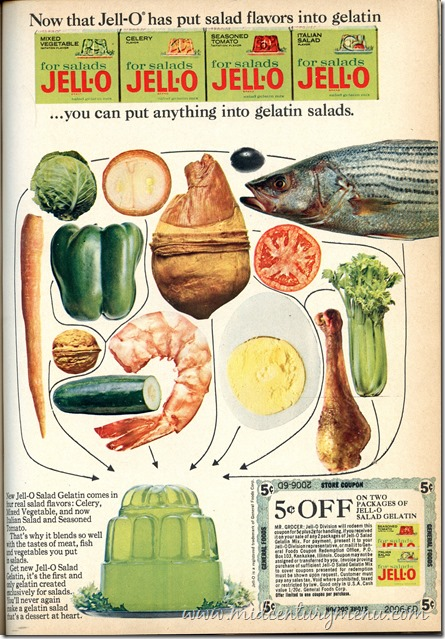 Salad Flavored Jello Ad001
