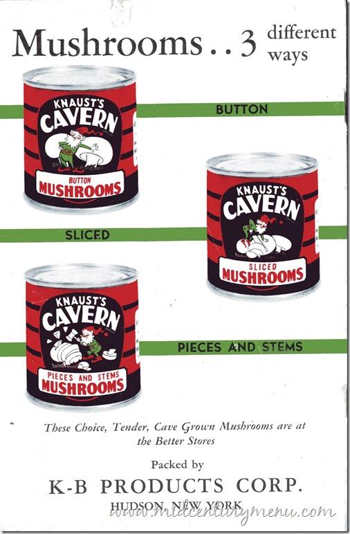 50 Mushroom Recipes 1951001