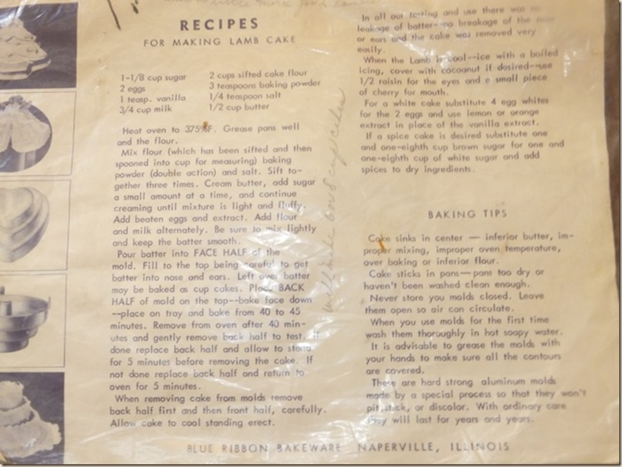 Ellen W Recipe