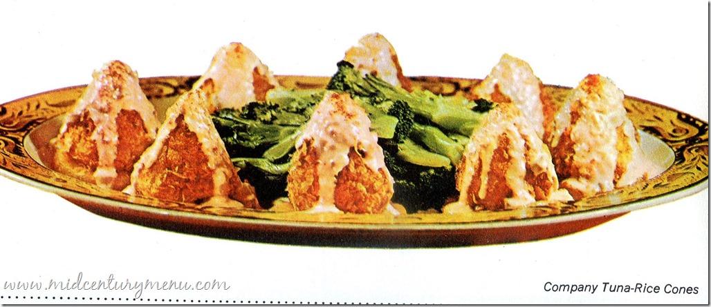 Tuna Cones001