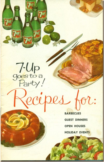 7up Party Book