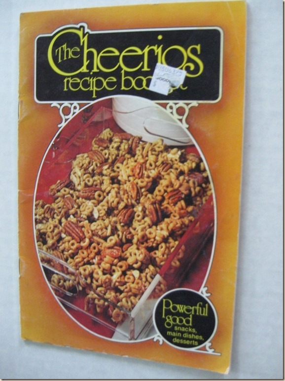 Cherrios Recipe Book
