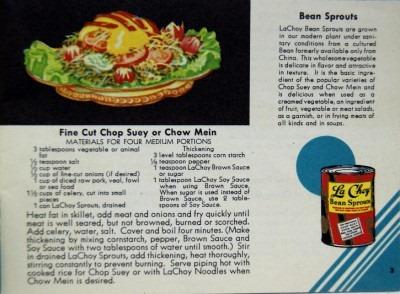Vintage Cooking Kitsch On Ebay The Mid Century Menu