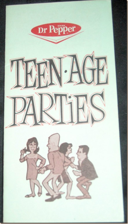 Dr. Pepper Teen Parties