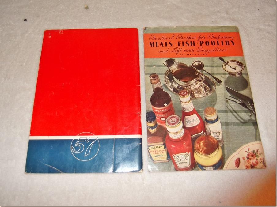 Heinz 57 cookbook