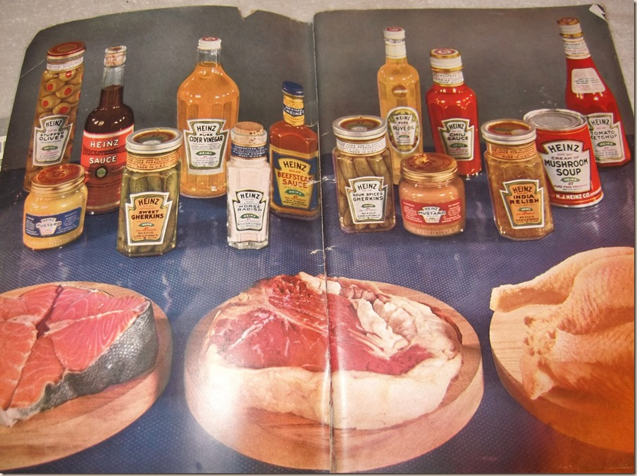 Heinz 57 products