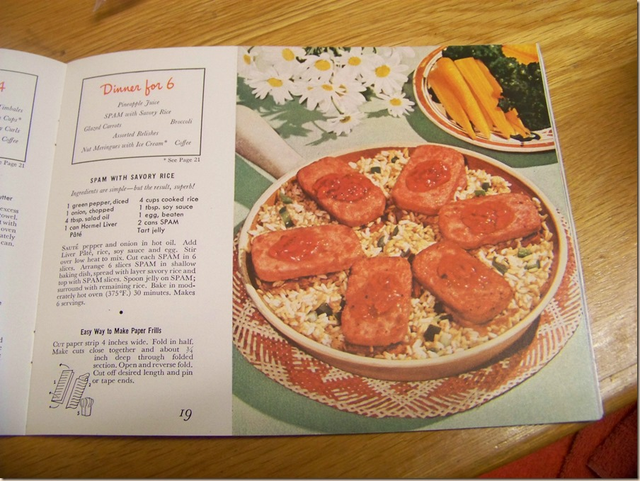 Hormel Cookbook IV