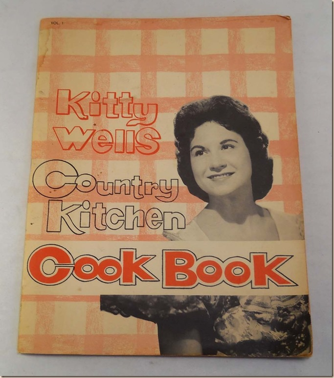 Kitty Wells Cookbook