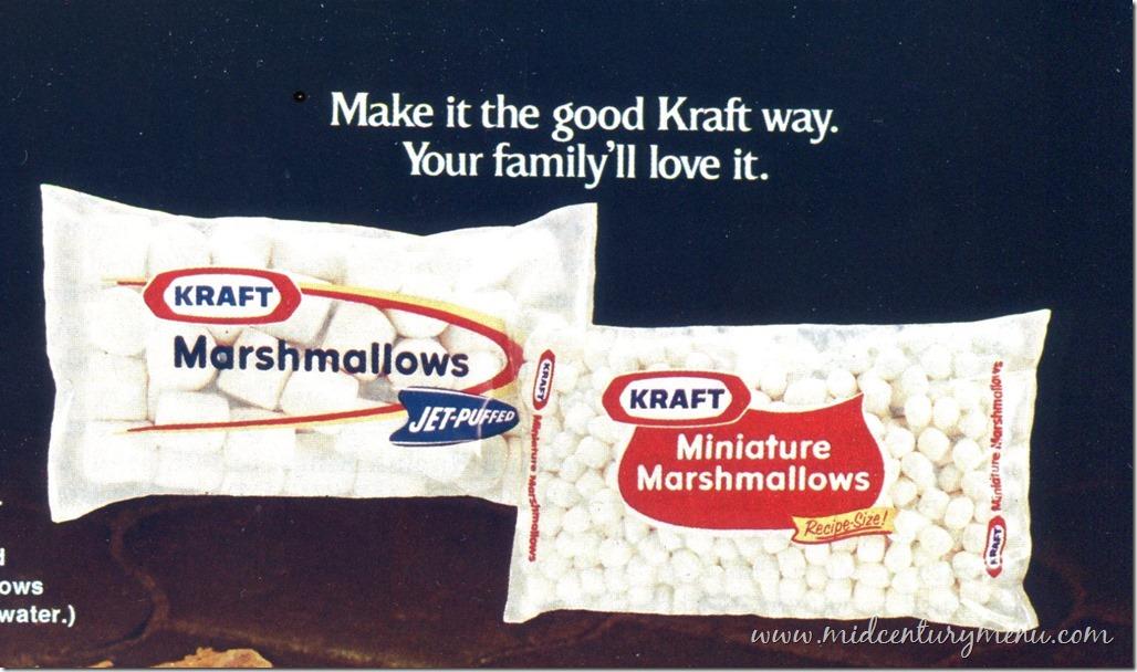 Kraft Marshmallows Family Circle 1973001