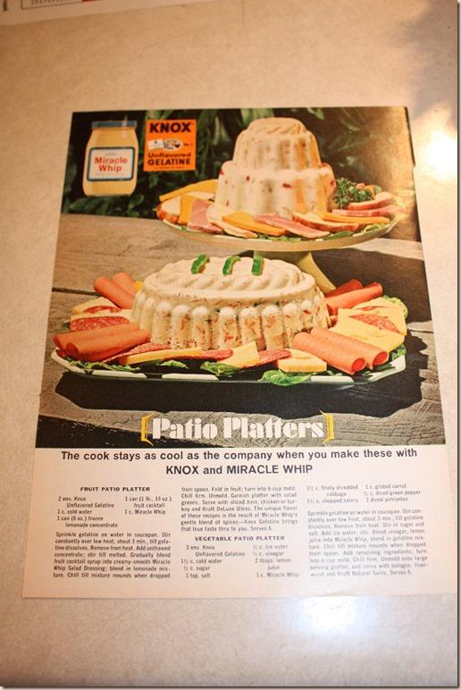 Patio Platters